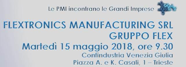 Flextronic Manufacturing srl – Gruppo Flex