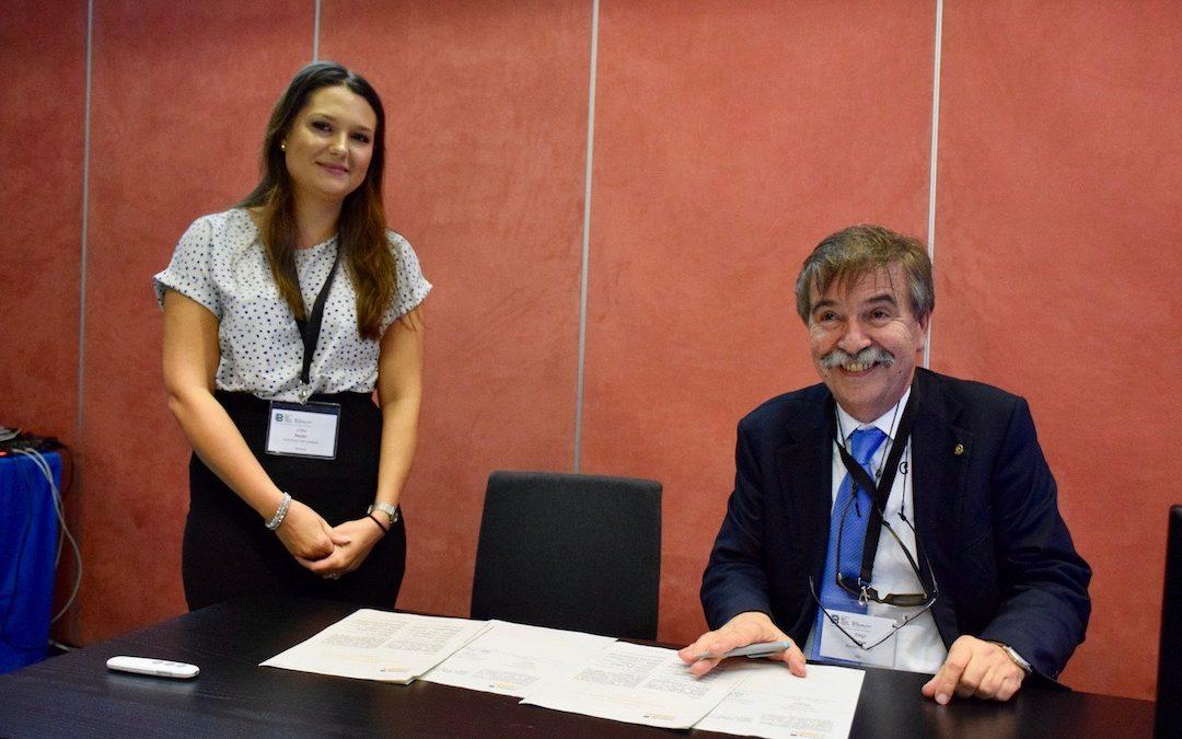 L'Euro BioHighTech porta un accordo tra Rete e Technology Park Ljubljana