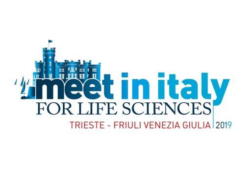 BIOHIGHTECH NET presente a MEETinITALY, Trieste 2019